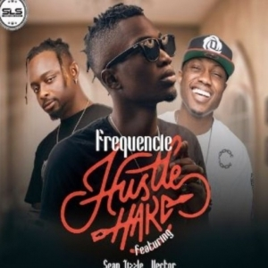 Frequencie - Hustle Hard Ft. Sean Tizzle & Vector
